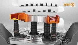 Modulares Nullpunktspannsystem von AMF - flexibel, zuverlässig und wiederholgenau aus dem Baukasten