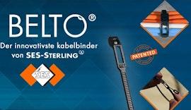 BELTO®, der innovativste Kabelbinder von SES-Sterling!