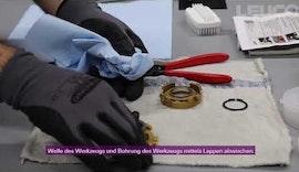 Flexclick mit Reinigungskit UT DE