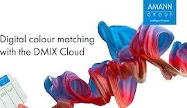 AMANN's colour digitalisation with the DMIx Cloud