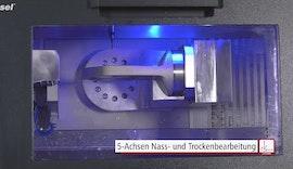 isel CNC-Fräsmaschine iMG1010