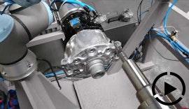 RWA 2-30 - Roboterspindel mit radialer Auslenkung