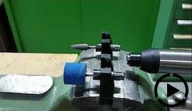 BIAX Schnellwechselsystem für Roboterspindeln