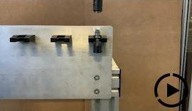 BIAX Druckluftspindel mit Werkzeugwechselsystem