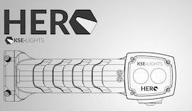HERO-Einsatzleuchte | KSE-Lights