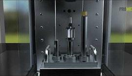 Industrielle Produkte montieren und prüfen