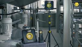 Spezialisierte LED-Arbeitsscheinwerfer für explosionsgefährdete Bereiche | SCANGRIP