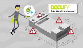 DOCUFY CAx Quality Manager - Mehr Zeit zum Entwickeln