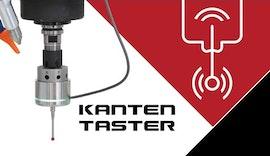 Elektronischer 3D Kantentaster | isel Germany AG