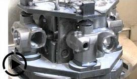 Hydraulische Spanntechnik - Schwenkspanner