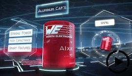 Würth Elektronik eiSos presents the new product portfolio: capacitors