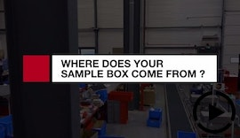 Würth Elektronik: where does your sample box come from?
