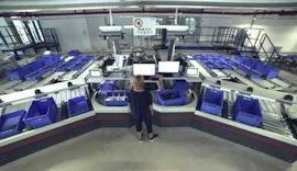 Logistikzentrum BORT