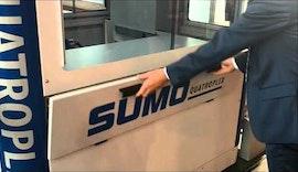 SUMO Quatroplex, der platzsparende Einstieg in die Automation von EGS Automatisierungstechnik