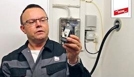 Überspannungsschutz für Koax-Systeme SAT/TV einbauen