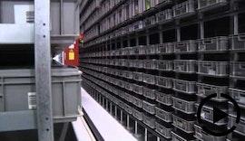 Regalbediengerät viaspeed / ASRS System viaspeed