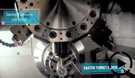 INDEX C200 automatic lathe - speed & precision