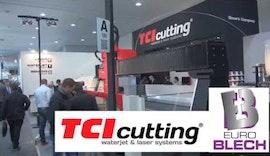 KMTs OEM-Netzwerk: TCI Cutting bei der EuroBLECH 2016