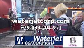 KMTs OEM-Netzwerk: Waterjet Corporation bei der EuroBLECH 2016