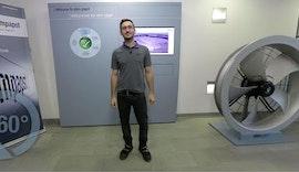 360°-Rundgang – Mitarbeiter (m/w) in der Produktion bei ebm-papst